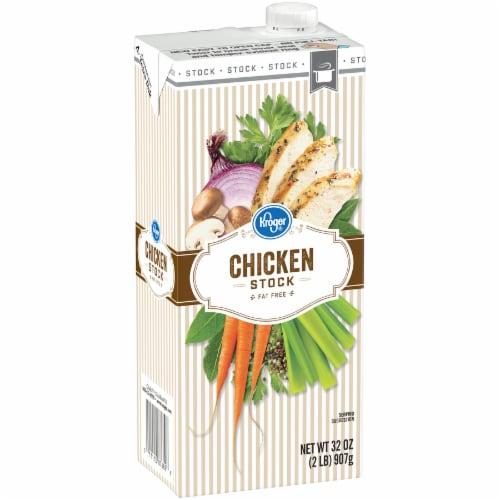 Kroger® Chicken Stock Perspective: left