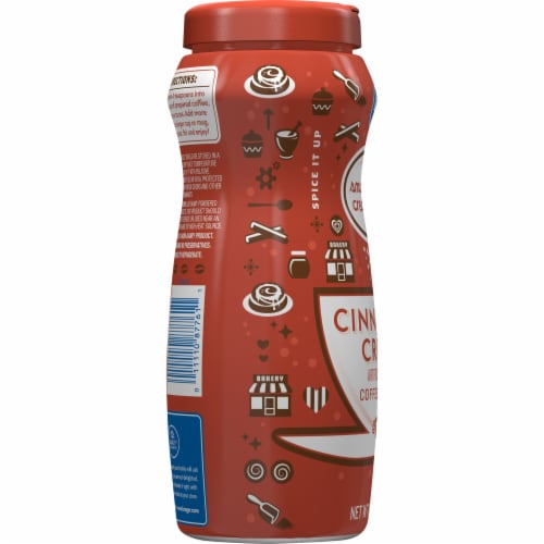 Kroger® Non-Dairy Cinnamon Creme Coffee Creamer Perspective: left