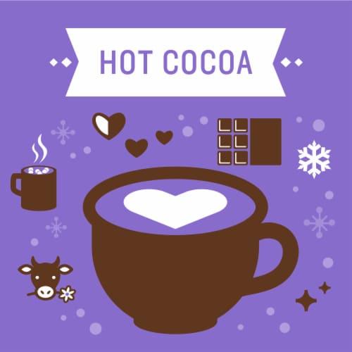 Kroger® Milk Chocolate Hot Cocoa K-Cup® Pods Perspective: left