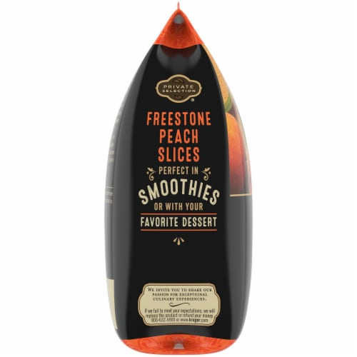 Private Selection® Freestone Peach Slices Perspective: left