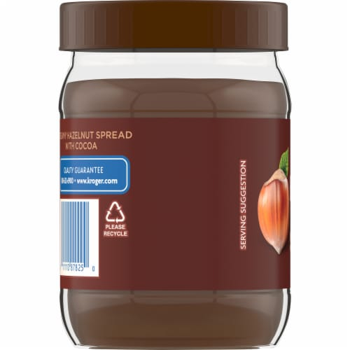 Kroger® Hazelnut Spread with Cocoa Perspective: left