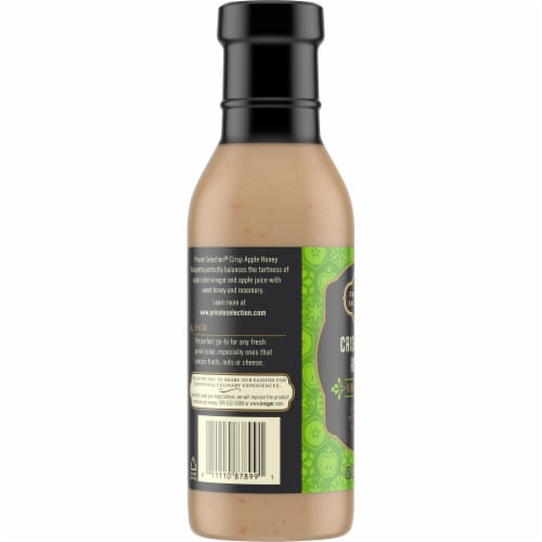 Private Selection® Crisp Apple Honey Vinaigrette Salad Dressing Perspective: left
