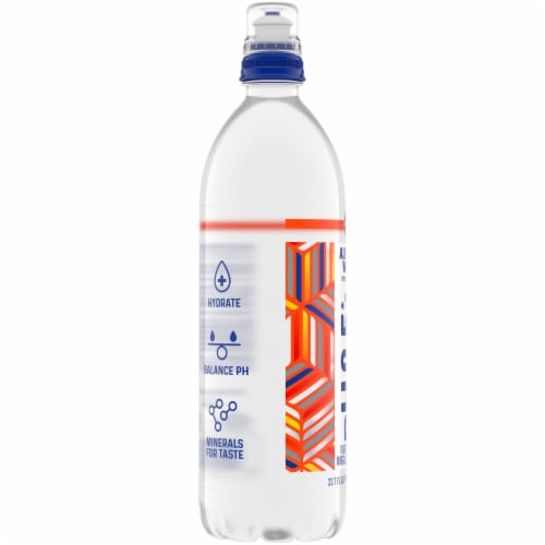 Kroger® pH 9.5+ Alkaline Water Perspective: left