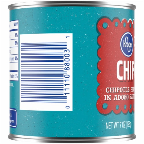 Kroger® Gluten Free Whole Chipotle Peppers in Adobo Sauce Perspective: left