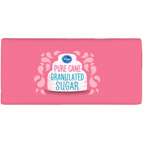 Kroger® Pure Cane Granulated Sugar Perspective: left