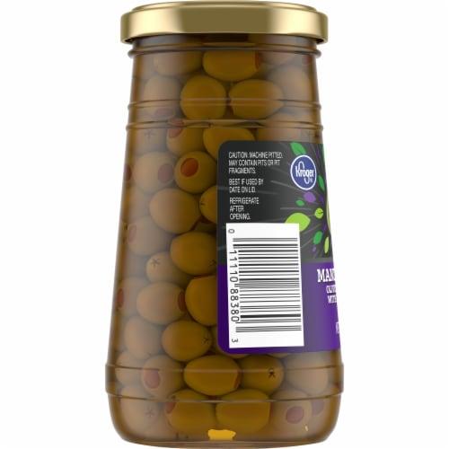 Kroger® Stuffed Manzanilla Olives Perspective: left