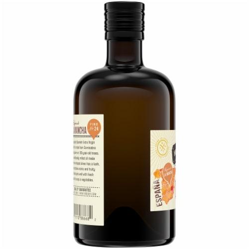 HemisFares™ Spanish Cornicabra Extra Virgin Olive Oil Perspective: left