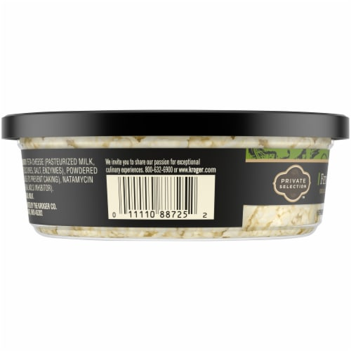 Private Selection™ Crumbled Traditional Feta Cheese Perspective: left