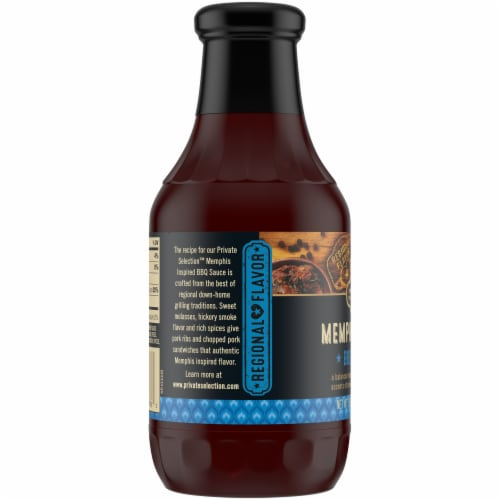 Private Selection™ Memphis Inspired BBQ Sauce Perspective: left
