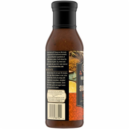 Private Selection® Middle Eastern Shawarma Marinade Perspective: left