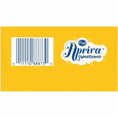 Kroger® Apriva Zero Calorie Sweetener with Sucralose Perspective: left