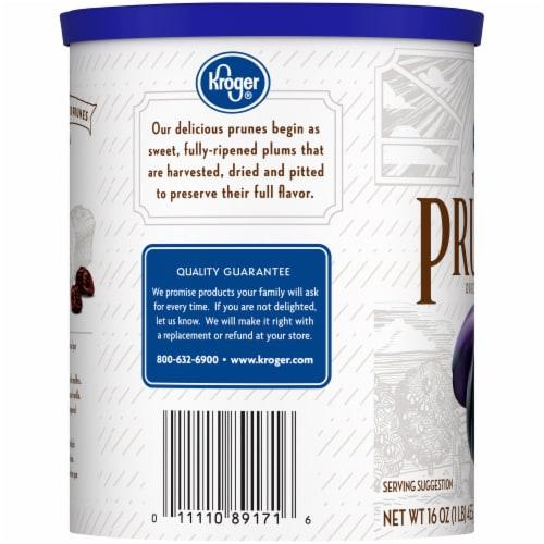 Kroger® Pitted Prunes Perspective: left