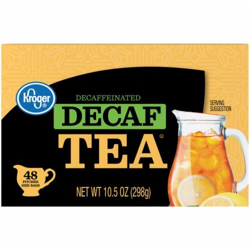 Kroger® Decaf Tea Bags Perspective: left