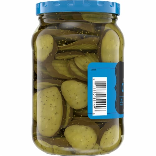 Kroger® Sweet Pickle Chips Perspective: left