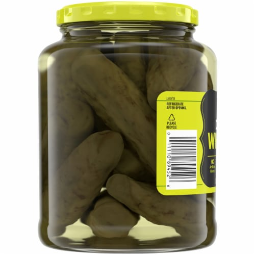 Kroger® Whole Dill Pickles Perspective: left