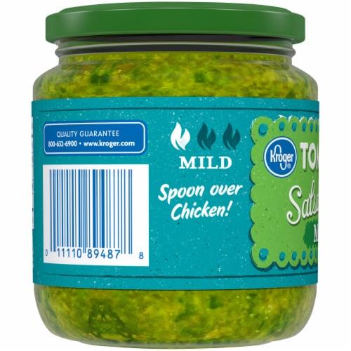 Kroger® Mild Tomatillo Salsa Verde Perspective: left