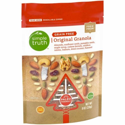 Simple Truth® Grain Free Original Granola Perspective: left