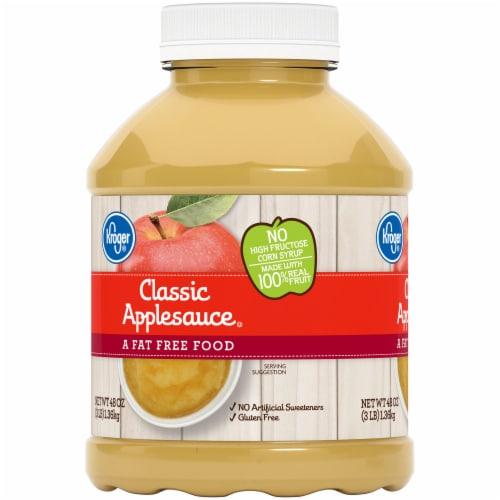 Kroger® Classic Applesauce Perspective: left