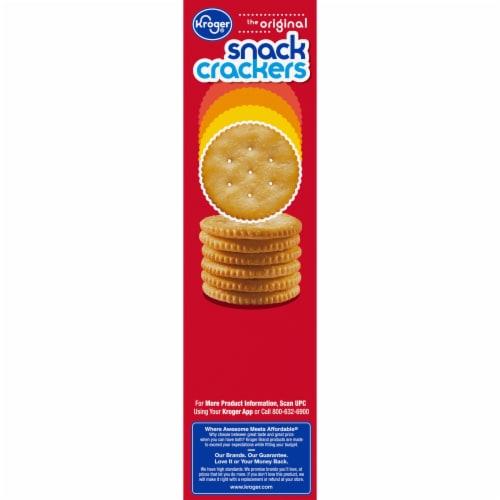 Kroger® Original Snack Crackers Perspective: left