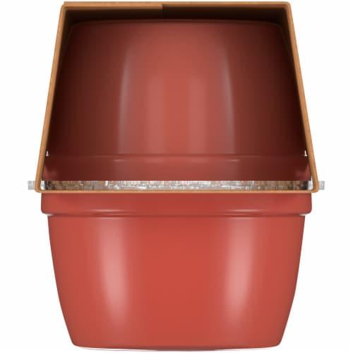 Kroger® Strawberry Applesauce Cups Perspective: left