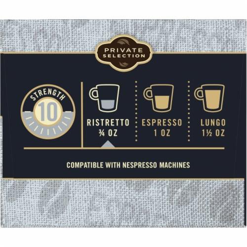 Private Selection™ Ristretto Espresso Capsules Perspective: left