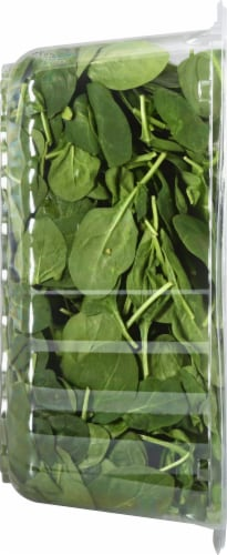Simple Truth Organic™ Baby Spinach Perspective: left