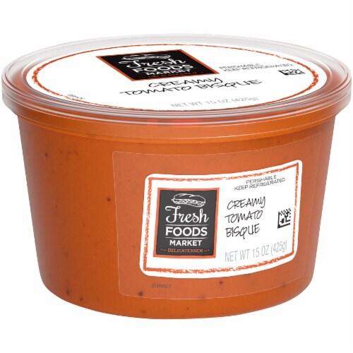 Fresh Foods Market Creamy Tomato Bisque Perspective: left