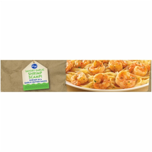 Kroger® Savory Garlic Shrimp Scampi Perspective: left