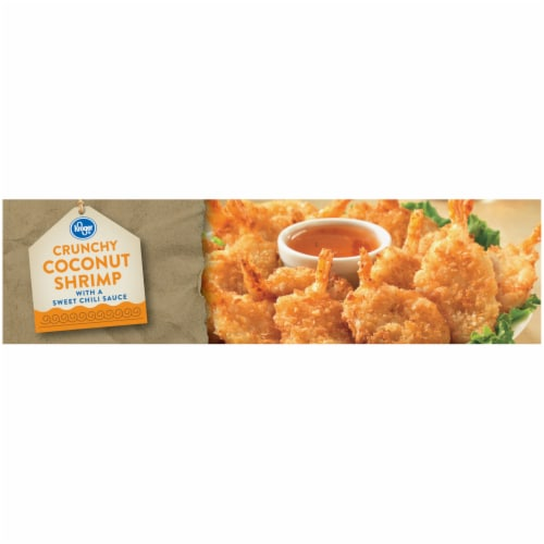 Kroger® Crunchy Coconut Shrimp with Sweet Chili Sauce Perspective: left