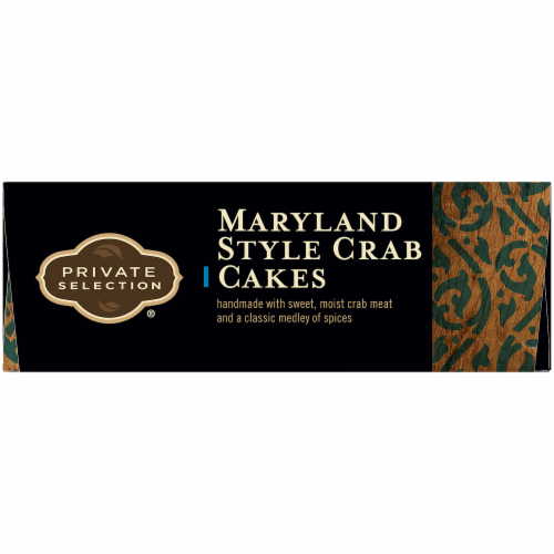 Private Selection® Maryland Style Crab Cakes Perspective: left