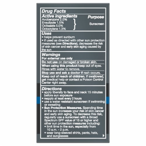Dove Men + Care Hydrate Face Lotion Perspective: left
