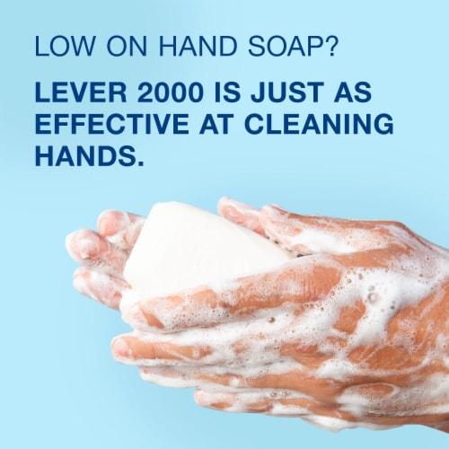 Lever 2000® Original Bar Soap Perspective: left