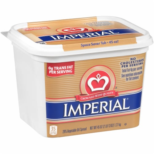 Imperial® 28% Vegetable Oil Spread Perspective: left