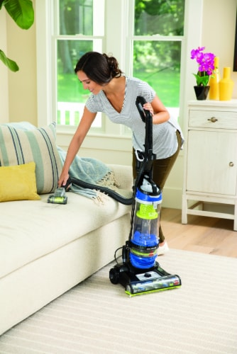 Bissell® CleanView Rewind Pet Vacuum Cleaner Perspective: left