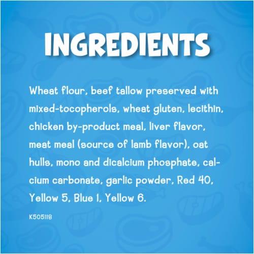 ALPO® Variety Snaps® Little Bites Beef Chicken Liver & Lamb Dog Treats Perspective: left