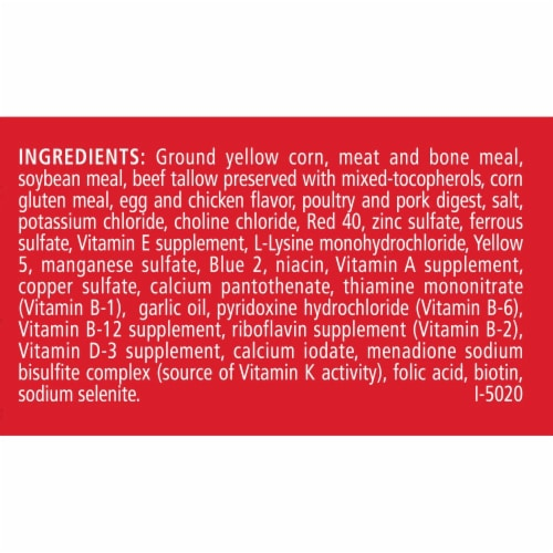 ALPO® Prime Cuts Savory Beef Flavor Dry Dog Food Perspective: left