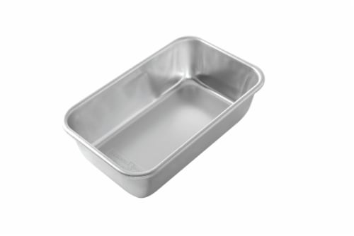 Nordic Ware Naturals Loaf Pan Perspective: left