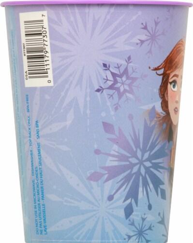 Unique Disney Frozen 2 Plastic Cup Perspective: left