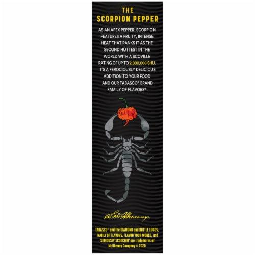 Tabasco Scorpion Pepper Sauce Perspective: left