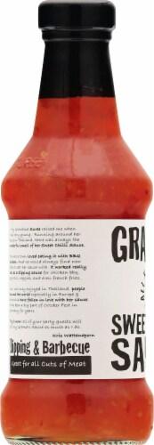 Grama's Sweet Chili Sauce Perspective: left