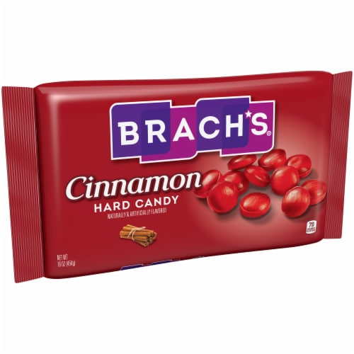 Brach's Cinnamon Hard Candy Perspective: left