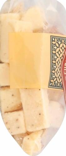 Sartori Black Pepper BellaVitano Cheese Cubes Perspective: left