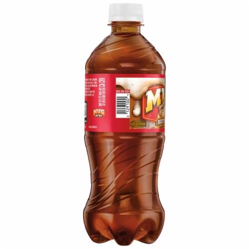 Mug Root Beer Soda Perspective: left