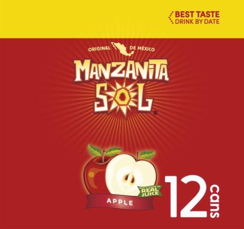 Manzanita Sol Apple Soda Perspective: left