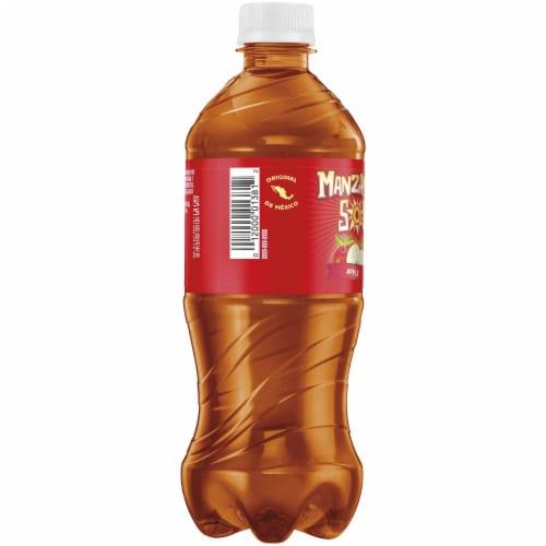 Pepsi Manzanita Sol Apple Flavored Soda Perspective: left