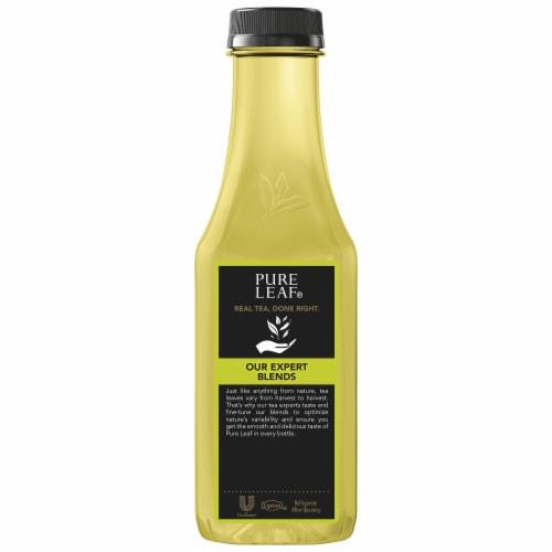 Pure Leaf Honey Green Tea Perspective: left