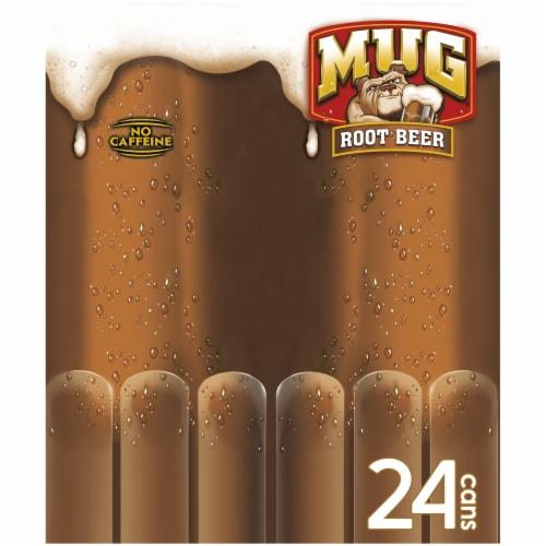 Mug Root Beer Perspective Left