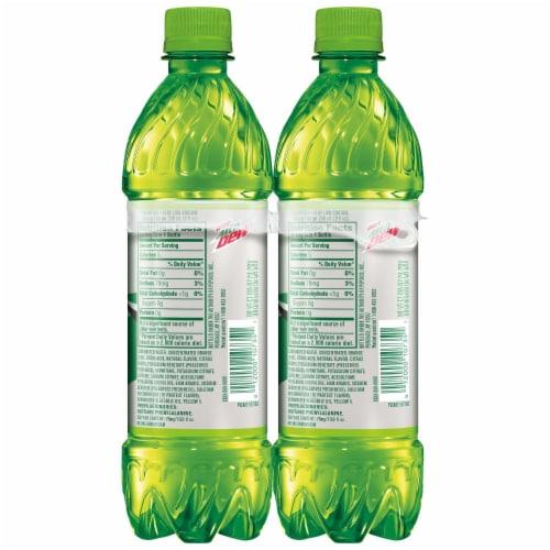 Mountain Dew® Diet Soda Perspective: left