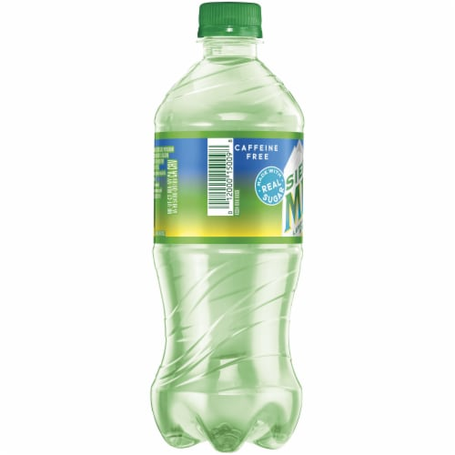 Sierra Mist Lemon Lime Soda Perspective: left