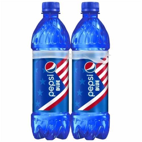 Pepsi Blue Cola - Berry Perspective: left